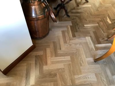 Lamparquet Espiga Doble - 1