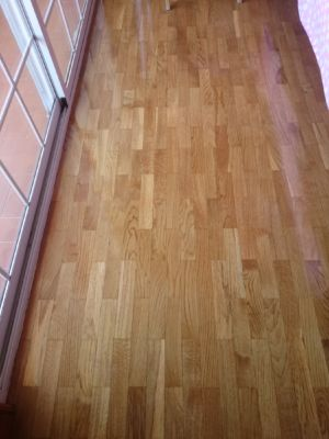 Lamparquet Roble Lineal - 1