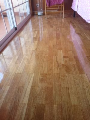 Lamparquet Roble Lineal - 2